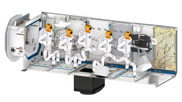 Kavraki Lab develops framework for NASA's Robonaut 2
